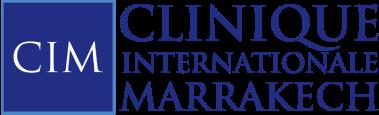 Logo de la clinique internationale marrakech